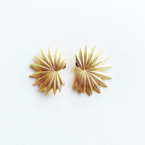 Hunter Blake Designs: The Palm Earring