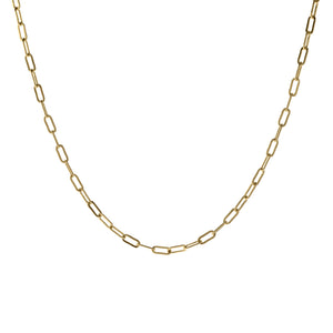 Carden Avenue: Golden Links Necklace - SB Shop