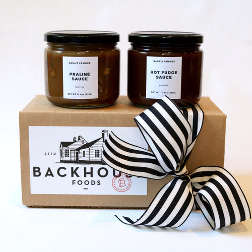 Backhouse Foods: Wrapped Set