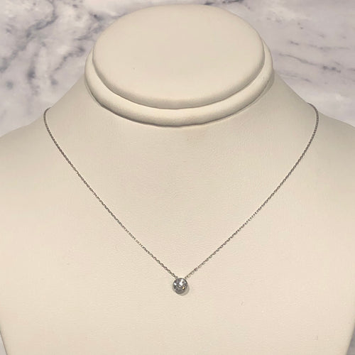 Hollie Winter Fine Jewelry: Diamond Necklace - SB Shop
