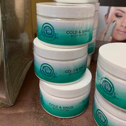 A'propos Day Spa: Cold & Sinus Body Butter - SB Shop