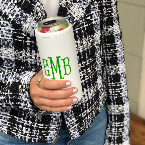 South of Hampton: Insulated Slim Can Koozie