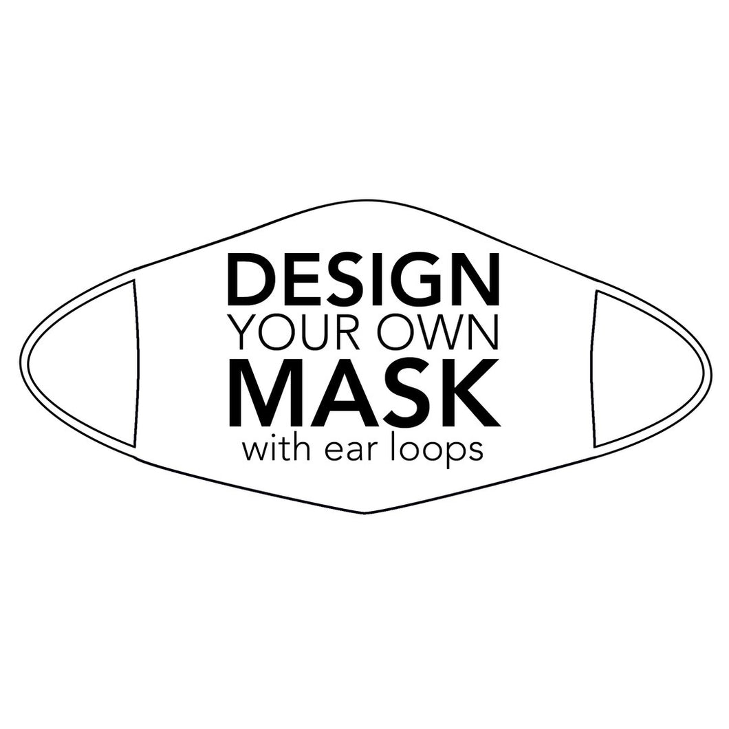 Dwell & Good: Design Your Own Protective Face Mask with Ear Loops