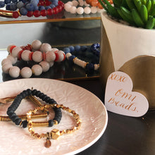 SB + OMI Beads College Collection: Vanderbilt Trio Set