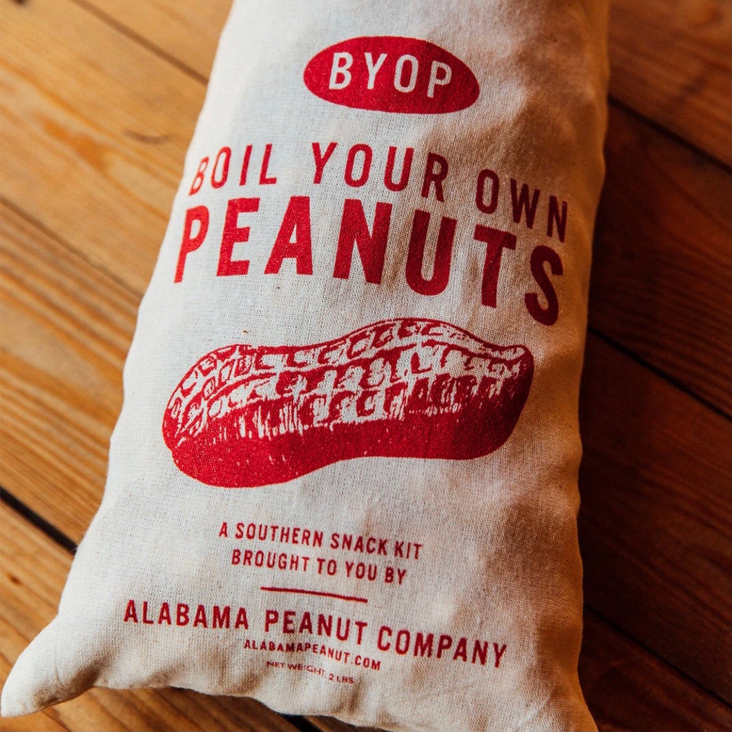 Alabama Peanut Co.: BYOP Kit