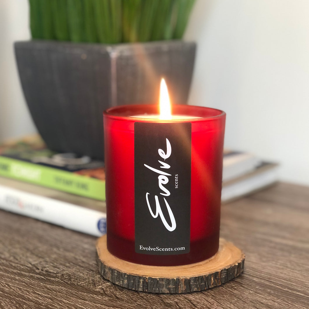 Evolve Candles: Warmth of Spring Candle