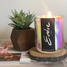 Evolve Candles: Saged Pineapple Candle