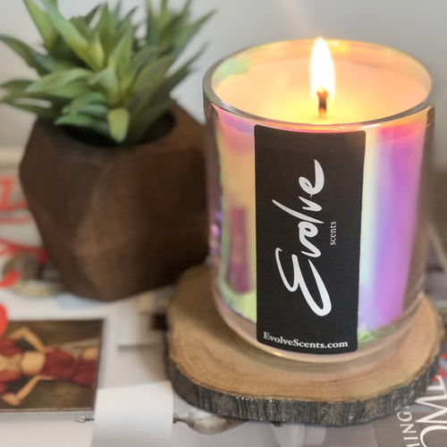 Evolve Candles: Tropical Flora Candle
