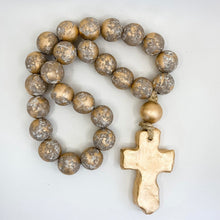 The Sercy Studio: Big Gray Blessing Beads
