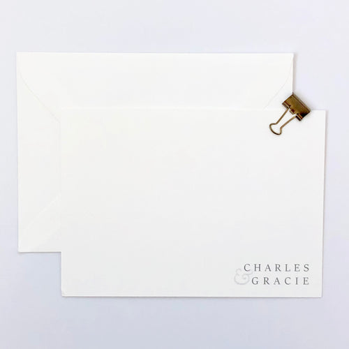 Darby Cards: Ampersand Stationery - SB Shop