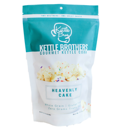 Kettle Brothers Gourmet Kettle Corn: Heavenly Cake - SB Shop