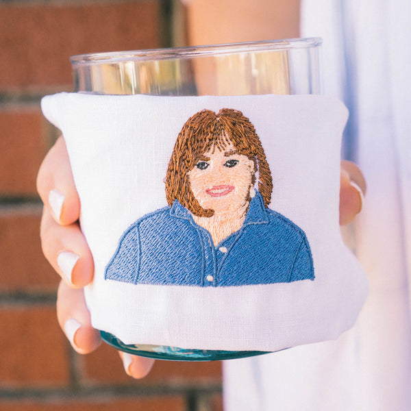 Lettermade: Ina Garten Cocktail Napkin Set