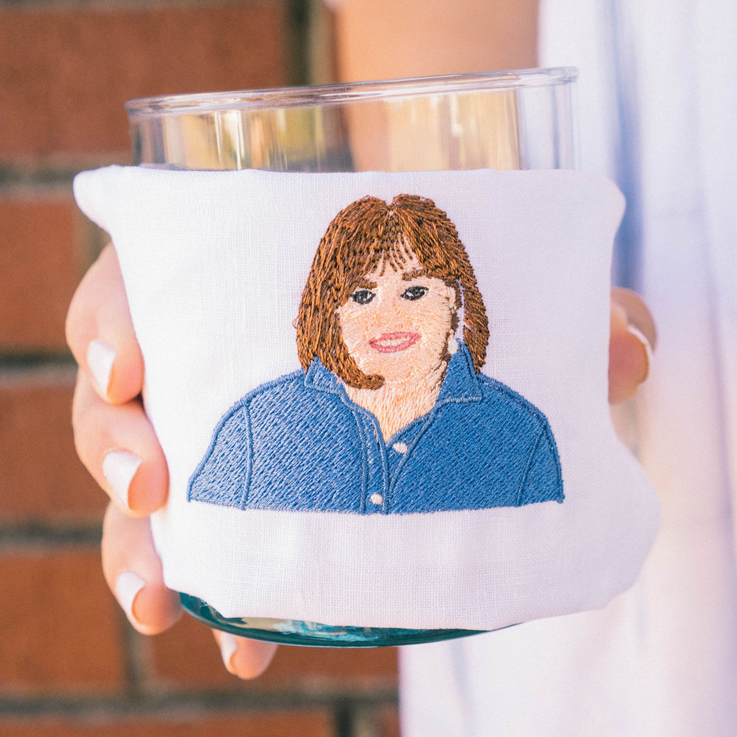 Lettermade: Ina Garten Cocktail Napkin Set - SB Shop