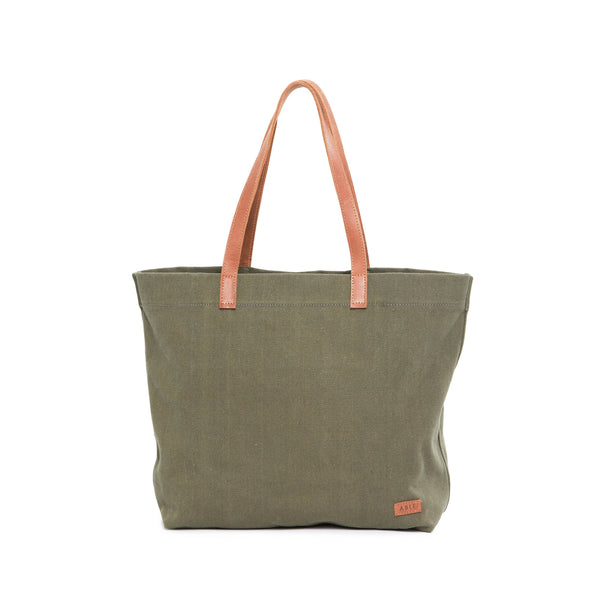 ABLE: Mamuye Canvas Tote