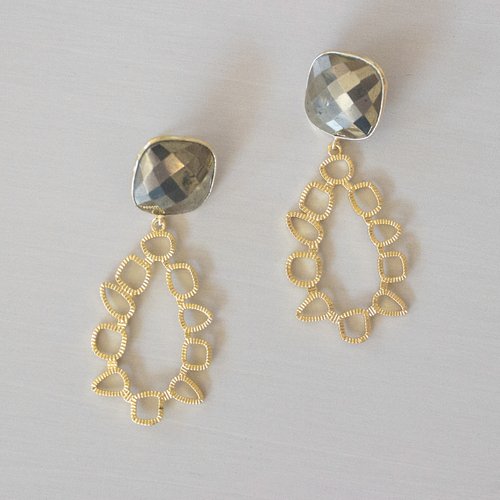 Ever Alice: Megan Earrings