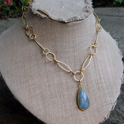 Amy Wells Designs: Layla Necklace
