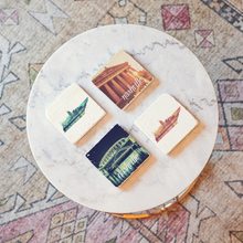 ARCHd: Nashville, TN State Marble Coasters - SB Shop