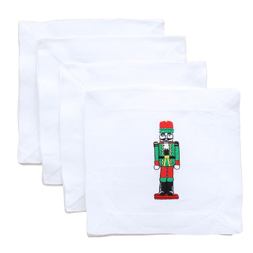 Lettermade: Nutcracker Cocktail Napkin