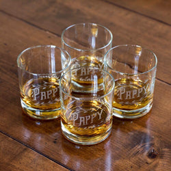 Pappy & Company: Rocks Glasses