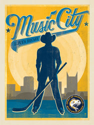 Anderson Design Group: Vintage Music City Man