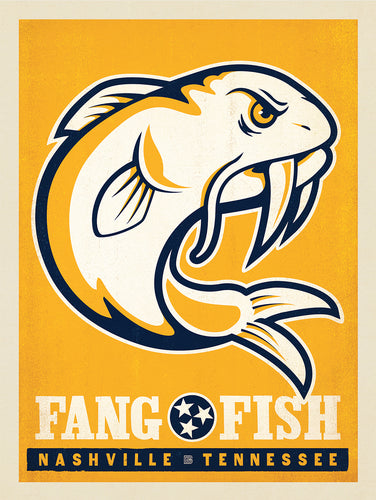 Anderson Design Group: Fang Fish