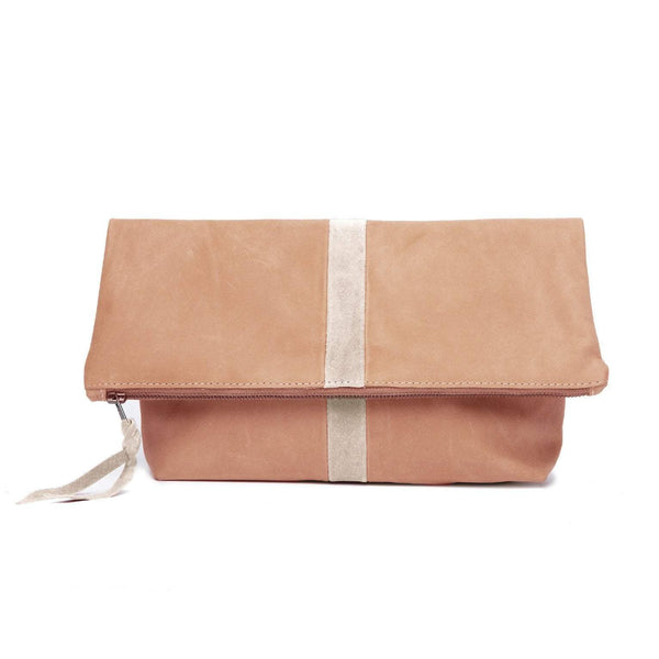 ABLE: Foldover Emnet Clutch