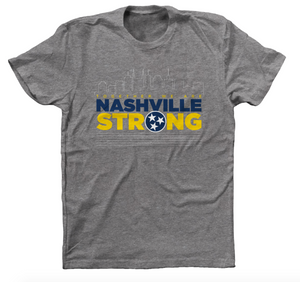 Nashville Strong T-Shirt - SB Shop