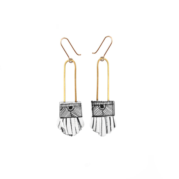 Regalo Shortie Earring