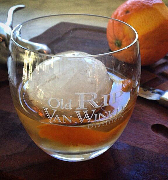 Pappy & Company: Old Rip Van Winkle Rocks Glasses
