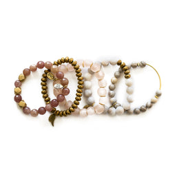 SB + OMI Beads: Rose Set
