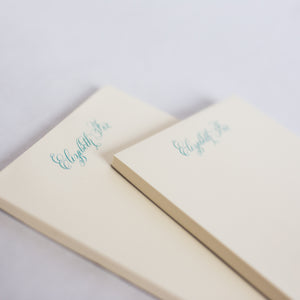 Trabeautiful Square Notepad Set