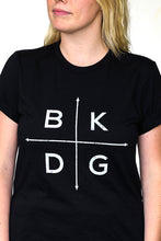 BKDG: Arrow T-Shirt in Black