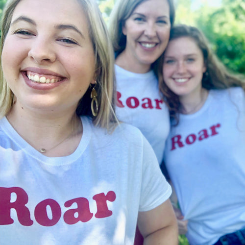 ROAR: Graphic Tee
