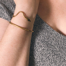 Daedal Jewelry: Snake Bangle - SB Shop