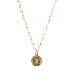 Carden Avenue: Saint Christopher Necklace - SB Shop