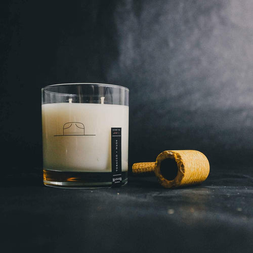 Ranger Station: Tobacco + Musk Candle - SB Shop