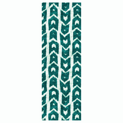Dwell & Good: Distressed Arrows Runner Rug - SB Shop