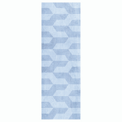Dwell & Good: Faded Trapezoid Runner Rug - SB Shop