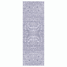 Dwell & Good: Faded Oasis Runner Rug