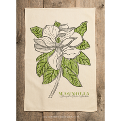 Southern Fried Design Barn: Magnolia Kitchen Towel - SB Shop