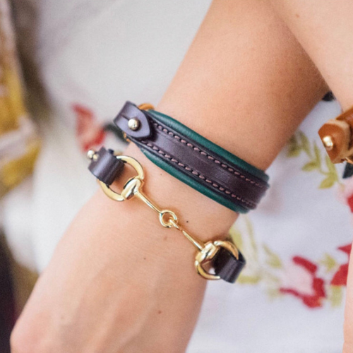 Bluegrass Belts: Horse Bit Bracelet - SB Shop