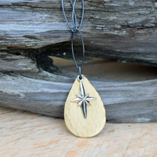 Amy Wells Designs: Spirit In The Sky Necklace
