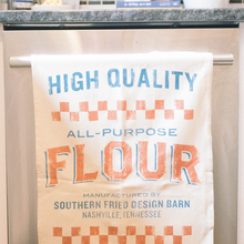 Southern Fried Design Barn: High Quality Flour Kitchen Towel - SB Shop