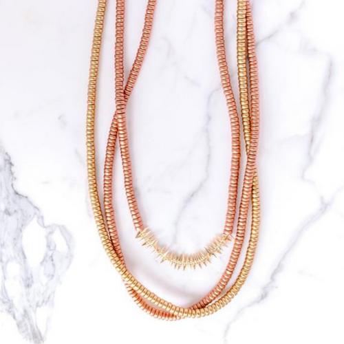 Hearne Dry Goods: Willow (Long) Necklace
