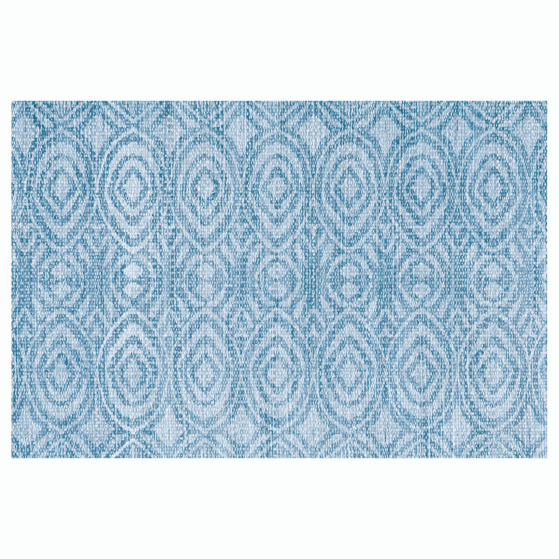 Dwell & Good: Muted Ikat Placemat - SB Shop