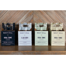 Navy Hill: Build Your Own Soda + Tonic Pack - SB Shop