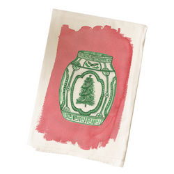 Maizie Clarke: Holiday Dishtowel
