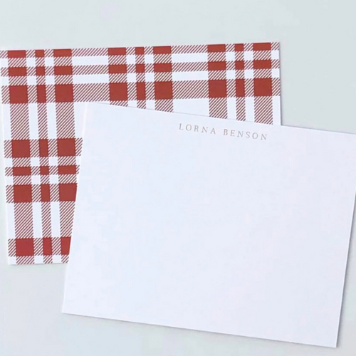 Darby Cards: Claire Stationery