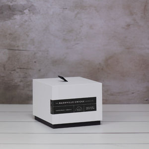The Nashville Chicks Candle Co.: vanilla bean + tobacco Candle