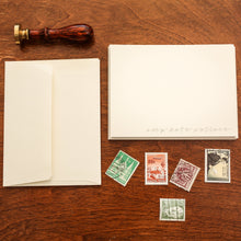WH Stationery: Boxed Set of Stationery